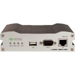 VT-IPS402H Dual Streaming IP Server with H.264 Compression
