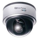 EDN800 EverFocus Network Vandal Dome Camera with Day/Night 12VDC & PoE