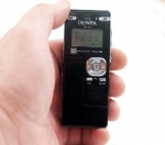Dempa 1GB Stereo Digital Voice Recorder