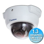 GV-FD120D H.264 Low Lux Fixed Dome IP Camera