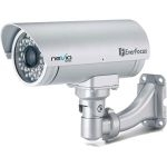 EZN850 EverFocus True Day/Night Weatherproof Network Bullet Camera 24VAC