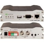 VT-IPSD102H Dual Streaming IP Server with H.264 Compression