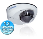 GV-MDR120 1.3MP H.264 Low Lux Mini Fixed Rugged Dome IP Camera