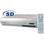 DM/SD08N60/A Dedicated Micros SD Series 8 Channel DVR 500GB CD-RW 60PPS