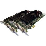 SCB-7016-2 NUUO 32 Channel Hybrid Hardware H.264 Compression Card 960FPS D1 Real Time