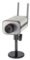 IP6117 Vivotek MPEG4/MJPEG Wireless Network Camera w/ 2-Way Audio
