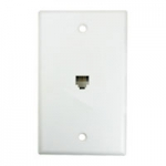 Color Rite Phone Plate - White
