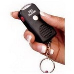 Emergency Key Alarm With Flashlight
