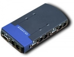 Linksys ProConnect 4-Port KVM Switch