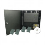 EFLP-04-1B EverFocus 4 Door FlexPack Access Control System Kit