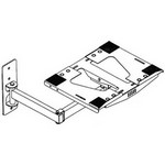 VMP003-W VMP Double Arm Television Wall Mount