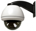FDW7TS-9 Videolarm 7� Outdoor FusionDome PTZ Camera System with 23x Day/Night camera, wall mount, tinted dome, w/24Vac input, heater/blower