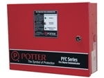 3003006 Potter PFC-7501 Fire Panel Without Transformer