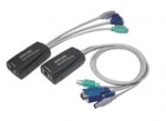 0DT23008 Minicom Mini KVM Extender Over Cat5 up to 230 feet