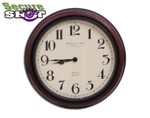 Color Cordless Wall Clock (Battery Powered Cordless)