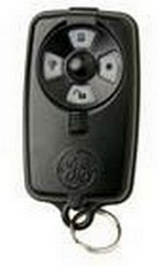 GEC-600103295R 4 BUTTON KEY FOB WITH BLACK LIGHT