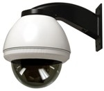 IFDW7TS-9 Videolarm 7� Indoor dome PTZ Camera System with 23x Day/Night camera, wall mount, tinted dome, w/24Vac input