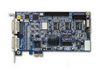 GV-1120-16-A-DVI Geovision PCI Express (A Version) 16 Channel 120 FPS Combo DVR Card with DVI-Type Connectors - 55-112AV-160