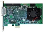 SCB-6016 NUUO 16 Channel H.264 Compression DVR Card