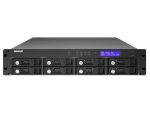 TS-859U-RP QNAP 8 Bay Rack Mount Superior Performance NAS with iSCSI for Business