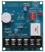 6062 Altronix Multi-Purpose Timer Module