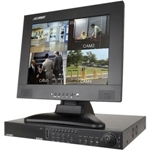 ADEDVR009016 EDVR, Desk/Rack, 9 channel, CDRW, 160GB, NTSC/PAL