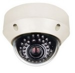 CV-SD3895N-L EasyView Day/Night 550TVL Vandalproof Dome Camera Dual Voltage w/ IR LEDs