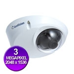 GV-MFD320 3.0MP H.264 Mini Fixed Dome IP Camera
