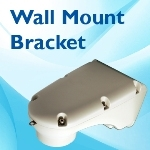 DM/BKT-CM-WALL Cable Managed PTZ/Dome Wall Bracket
