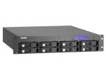 TS-809U-RP QNAP 8 Bay Rack Mount Superior Performance NAS with iSCSI for Business