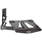 VMP003W White Double Arm Television Wall Mount