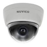 Nuvico CD-H2N-I Indoor Dome Camera, Ivory Finish