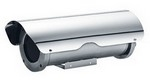 NXM2K1000B VIDEOTEC Housing w/ Sunshield and Heater, 12-24VAC