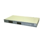 POE576U-8UPN - Phihong 8 Port 72W per Port Midspan POE576U-8UP for 10/100/1000 Base-T Networks