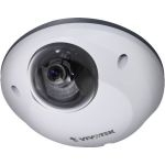 FD7160 Vivotek 2MP Vandal-Proof Tamper Detection Mobile Surveillance Fixed Dome Network Camera
