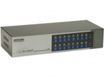 MMAKV1680 Minuteman UPS PS/2 16-Port Rackmount KVM Switch