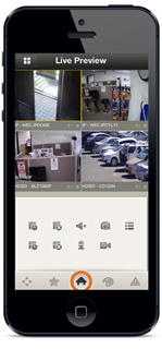 DVR Mobile Access