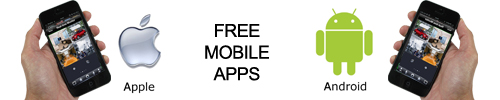 Free Remote Access Mobile Apps for Android, iPhone and tablets