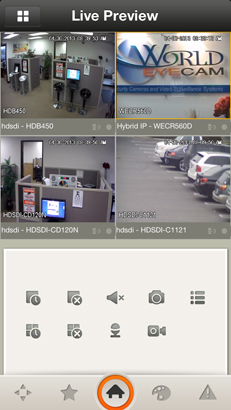 Video feed