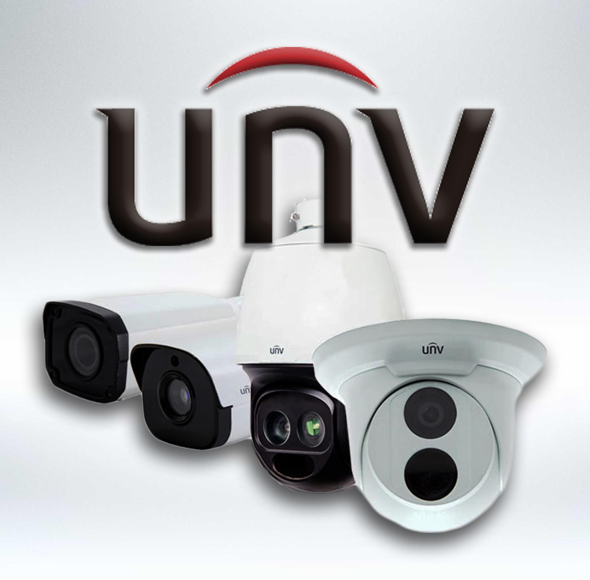 Unv Uniview Ip Surveillance Solutions