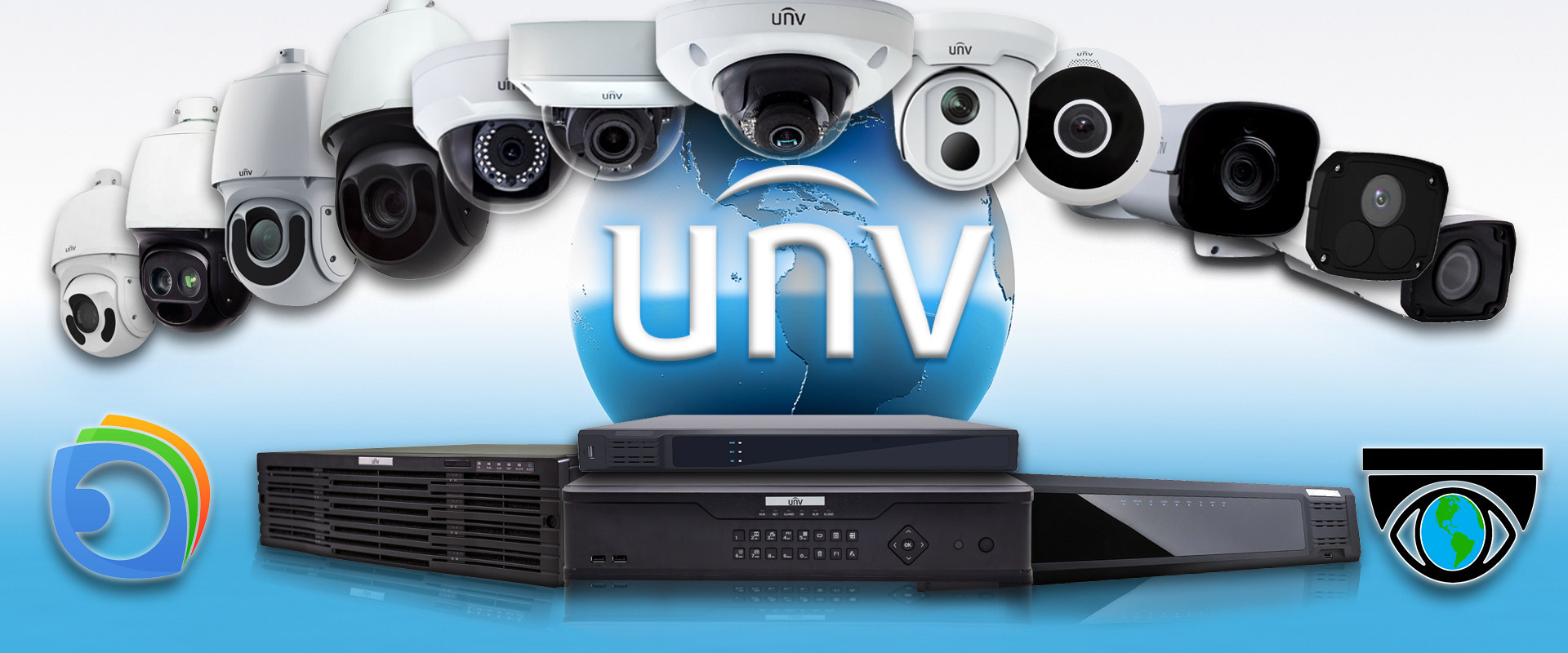 Unv Uniview Ip Camera Systems Worldeyecam