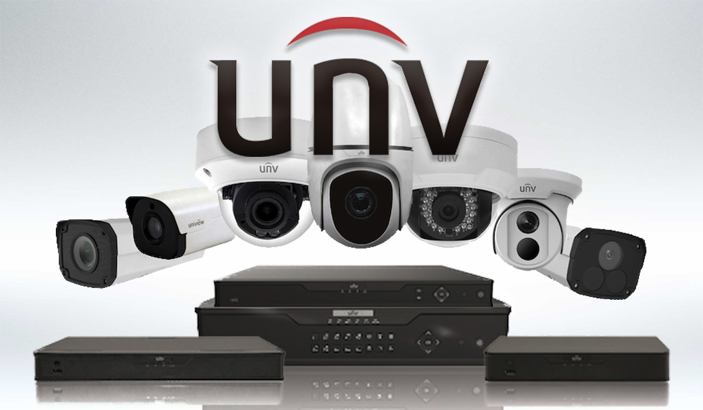 Video Security Systems Ip Surveillance Cameras Electronic Watchdog Kit Quality Electronics Store Kingston Ontario Uniview System Builder