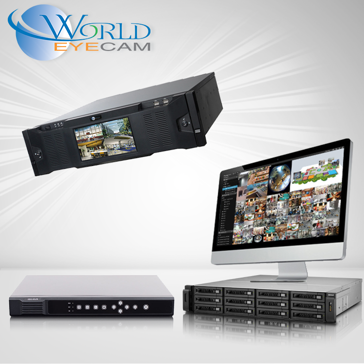 DVRs and NVRs Systems