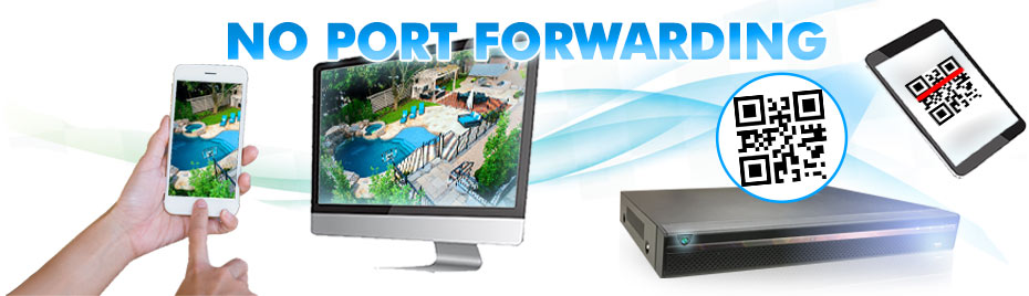 No Port Forwarding